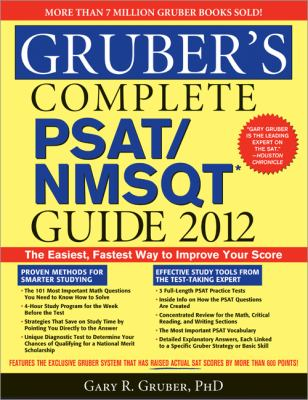 Gruber's Complete PSAT/NMSQT Guide 2012, 2E