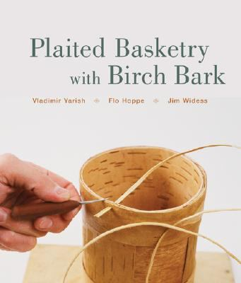 Plaited Basketry with Birch Bark