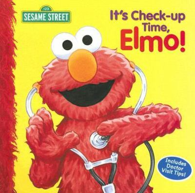 Sesame Street It's Check-up Time Elmo
