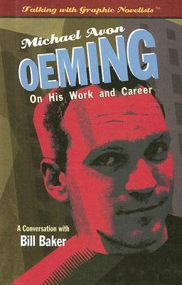 Michael Avon Oeming on His Work and Career
