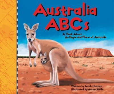 Australia ABCs A Book About the People and Places of Australia