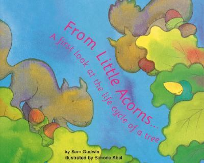 From Little Acorns A First Look at the Life Cycle of a Tree