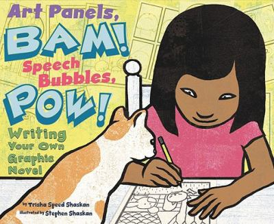 Art Panels, Bam! Speech Bubbles, Pow!