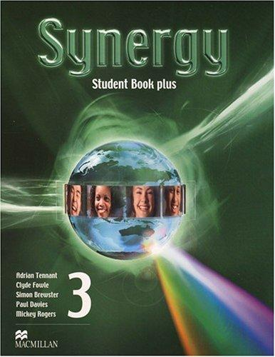 Synergy 3: Student Book Pack