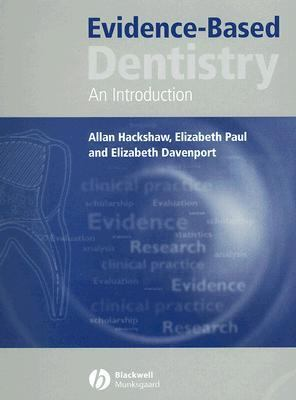 Evidence-based Dentistry An Introduction