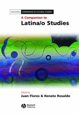 Companion to Latino Studies