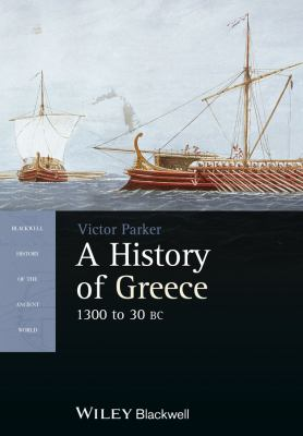 History of Greece, CA. 1300 to 30 B. C.