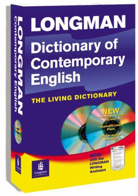 Longman Dictionary of Contemporary English - With CD