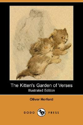 The Kitten'S Garden Of Verses (Illustrated Edition)