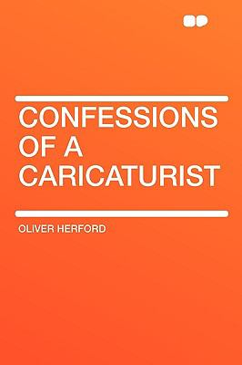 Confessions of a Caricaturist
