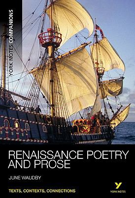 Renaissance Poetry and Prose