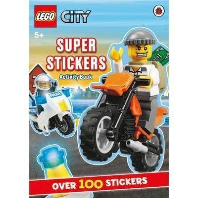 (LEGO City: Super Stickers Activity Book) By Activity Books (Author) Paperback on (Sep , 2011)