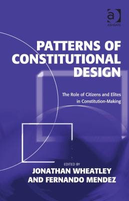 Constitution-Making and Popular Participation : A Comparative Study