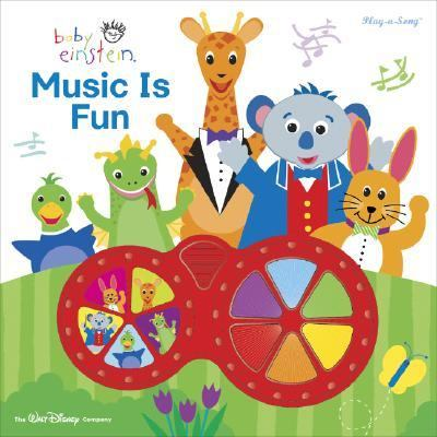 Baby Einstein: Explore Music, 12 Button Drum Play-a-Sound