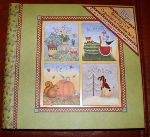 4 Seasons Dm Deluxe Greeting Card O