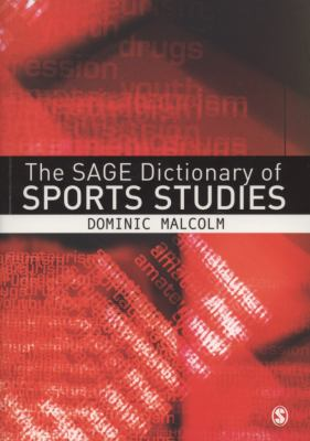 Dictionary of Sports Studies