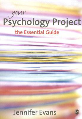 book cover: your psychology project the essential guide