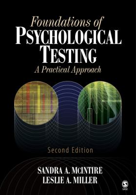 Foundations of Psychological Testing A Practical Approach