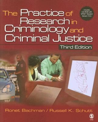 Practice of Research in Criminology and Criminal Justice With Spss Student Version 15.0