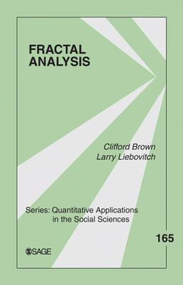 Fractal Analysis (Quantitative Applications in the Social Sciences)