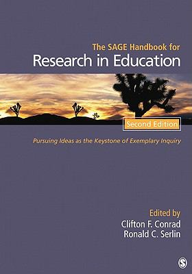 The SAGE Handbook for Research in Education: Pursuing Ideas as the Keystone of Exemplary Inquiry