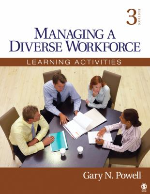 Managing a Diverse Workforce : Learning Activities