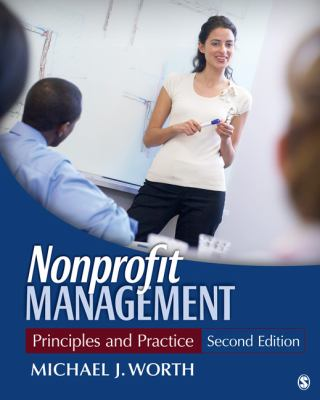 Nonprofit Management: Principles and Practice