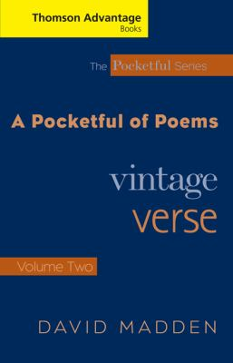 Vintage Verse A Pocketful Of Poems