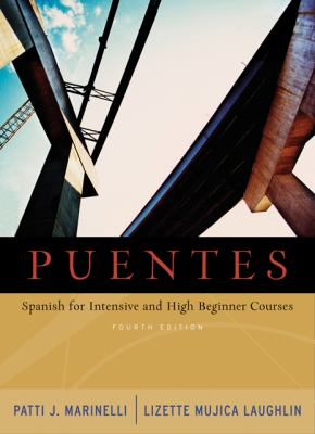 Puentes Spanish for Intensive And High-beginner Courses