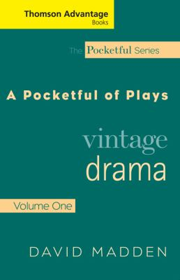 Vintage Drama A Pocketful Of Plays