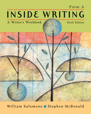 Inside Writing A Writer's Workbook (Form A)