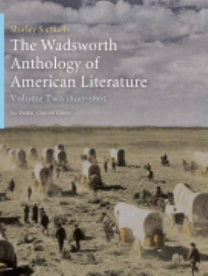 Thomson Anthology of American Literature