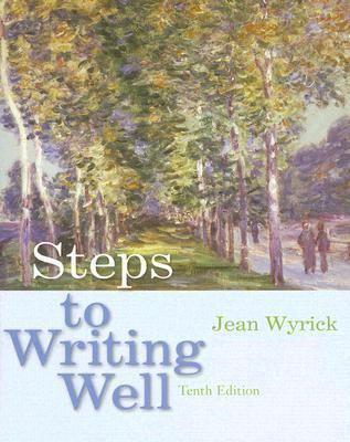 Steps to Writing