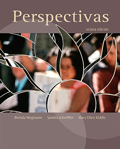 Perspectivas (with Audio CD-ROM)