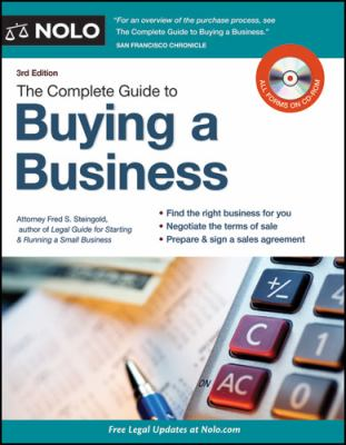 The Complete Guide to Buying a Business