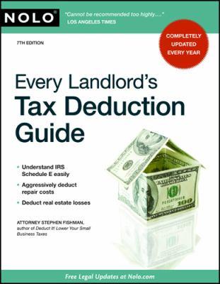 Every Landlord's Tax Deduction Guide - Fishman, Stephen pdf epub