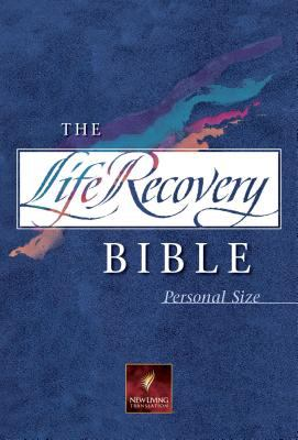 Life Recovery Bible New Living Translation, Personal Size