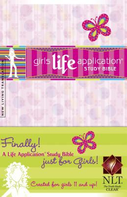 Girls Life Application Study Bible New Living Translation