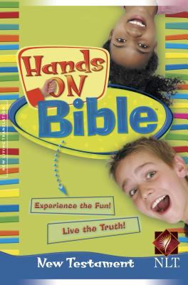 Hands On Bible New Living Translation, The New Testament