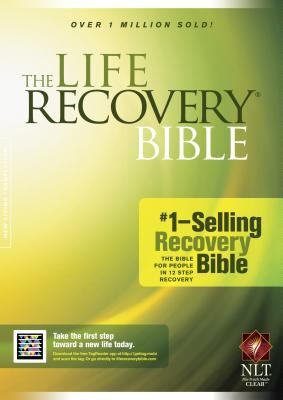 Life Recovery Bible New Living Translation Version