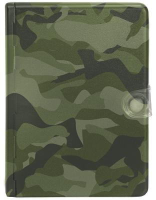 Holy Bible New Living Translation, Camouflage, Metal Edition