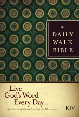 Daily Walk Bible KJV