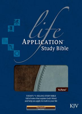 Life Application Study Bible KJV, TuTone (Life Application Study Bible: KJV)