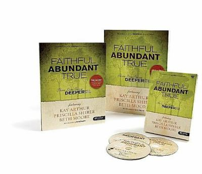 Faithful, Abundant, True - Leader Kit