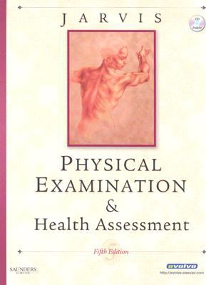 Physical Examination & Health Assessment, 5e (Jarvis, Physical Examination & Health Assessment)