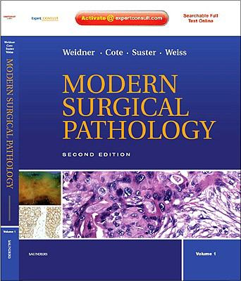 Modern Surgical Pathology: 2-Volume Set, Expert Consult - Online & Print