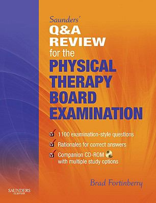 Saunders' Q & A Review for the Physical Therapy Board Examination