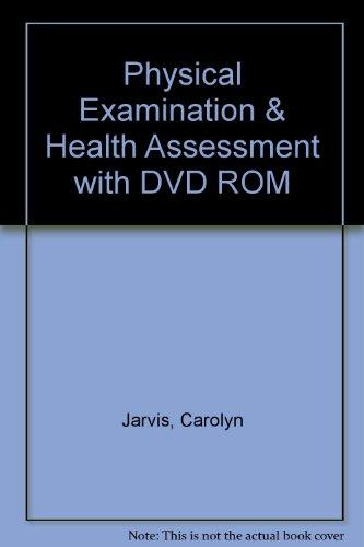 Physical Examination and Health Assessment - Text and Mosby's Nursing Video Skills: Physical Examination and Health Assessment Package, 4e