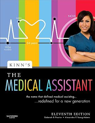 Kinn's the Medical Assistant : An Applied Learning Approach