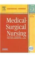 Medical-Surgical Nursing - Single Volume - Text, FREE Study Guide, and E-Book Package: Critical Thinking for Collaborative Care, Single Volume, 5e